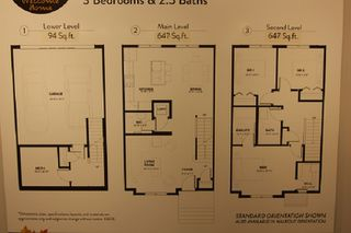 Photo 18: 40 2922 Maple Way in Edmonton: Zone 30 Townhouse for sale : MLS®# E4220861