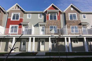 Photo 1: 40 2922 Maple Way in Edmonton: Zone 30 Townhouse for sale : MLS®# E4220861