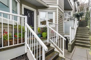 "Photo 2: F7 1100 W 6TH Avenue in Vancouver: Fairview VW Townhouse for sale in ""Fairview Place"" (Vancouver West)  : MLS®# R2522475"