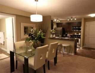 Photo 3: 419 5810 Mullen PL NW in Edmonton: Zone 14 Condo for sale : MLS®# E4168340