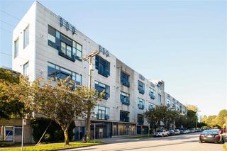 "Main Photo: 218 2001 WALL Street in Vancouver: Hastings Condo for sale in ""CANNERY ROW"" (Vancouver East)  : MLS®# R2419305"