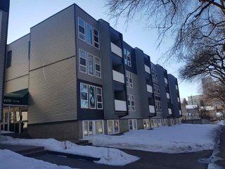Photo 1: 306 9329 104 Avenue in Edmonton: Zone 13 Condo for sale : MLS®# E4187504