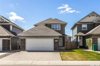 Photo 1: 262 LEWIN Crescent in Saskatoon: Stonebridge Residential for sale : MLS®# SK809797