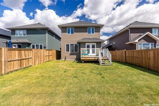 Photo 25: 262 LEWIN Crescent in Saskatoon: Stonebridge Residential for sale : MLS®# SK809797