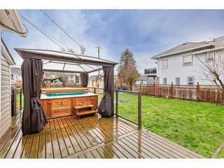 """Photo 24: 34680 2ND Avenue in Abbotsford: Poplar House for sale in """"HUNTINGDON VILLAGE"""" : MLS®# R2528448"""