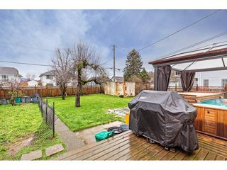 """Photo 26: 34680 2ND Avenue in Abbotsford: Poplar House for sale in """"HUNTINGDON VILLAGE"""" : MLS®# R2528448"""