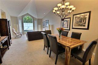 Photo 3: 68 303 TWIN BROOKS Drive in Edmonton: Zone 16 House Half Duplex for sale : MLS®# E4168882