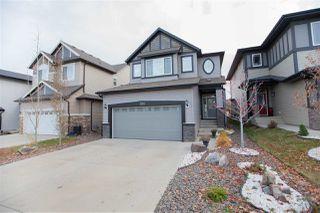 Main Photo: 1017 Secord Promenade in Edmonton: Zone 58 House for sale : MLS®# E4177752