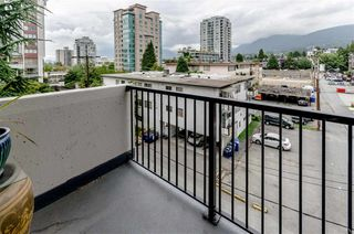 Photo 8: 203 150 E 15TH Street in North Vancouver: Central Lonsdale Condo for sale : MLS®# R2420262