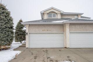 Photo 1: 6576 158 Avenue in Edmonton: Zone 03 House Half Duplex for sale : MLS®# E4180220