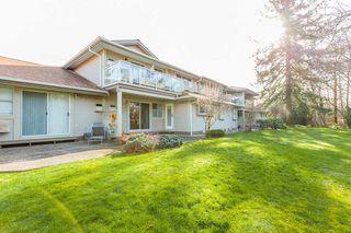 "Photo 1: 25 12071 232B Street in Maple Ridge: East Central Townhouse for sale in ""CREEKSIDE GLEN"" : MLS®# R2436204"
