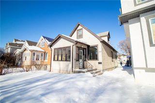 Photo 2: 909 Manitoba in Winnipeg: Single Family Detached for sale (4B)  : MLS®# 1931208