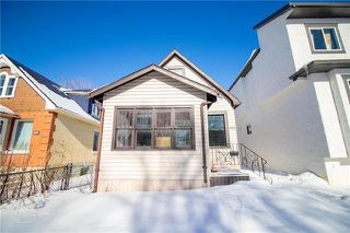 Photo 1: 909 Manitoba in Winnipeg: Single Family Detached for sale (4B)  : MLS®# 1931208