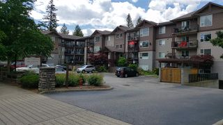 "Photo 1: 410 2581 LANGDON Street in Abbotsford: Abbotsford West Condo for sale in ""Cobblestone"" : MLS®# R2460903"