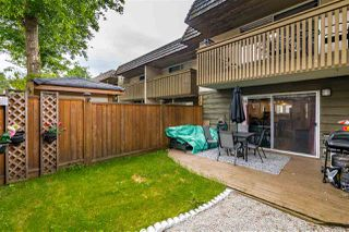 """Photo 35: 22741 GILLEY Avenue in Maple Ridge: East Central Townhouse for sale in """"CEDAR GROVE 2"""" : MLS®# R2480697"""