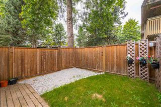 """Photo 33: 22741 GILLEY Avenue in Maple Ridge: East Central Townhouse for sale in """"CEDAR GROVE 2"""" : MLS®# R2480697"""