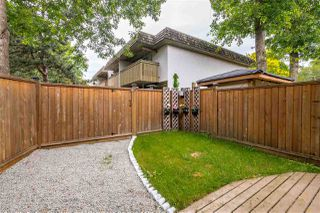 """Photo 32: 22741 GILLEY Avenue in Maple Ridge: East Central Townhouse for sale in """"CEDAR GROVE 2"""" : MLS®# R2480697"""