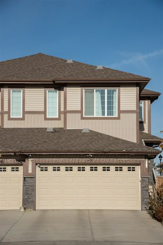 Photo 2: 4371 Annett Common SW in Edmonton: Zone 55 House Half Duplex for sale : MLS®# E4219138