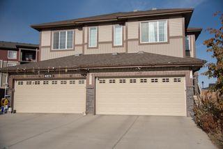 Photo 1: 4371 Annett Common SW in Edmonton: Zone 55 House Half Duplex for sale : MLS®# E4219138