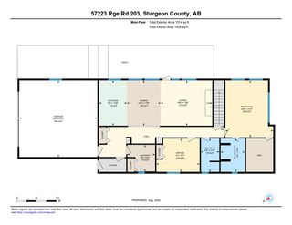 Photo 49: 57223 RGE RD 203: Rural Sturgeon County House for sale : MLS®# E4220998