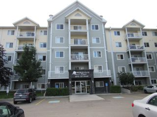 Photo 1: 306, 9910 - 107 Street in Morinville: Apartment for rent