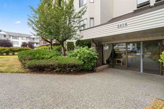"""Photo 2: 311 2414 CHURCH Street in Abbotsford: Abbotsford West Condo for sale in """"Autumn Terrace"""" : MLS®# R2493799"""