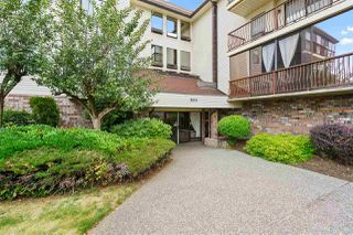 """Photo 1: 311 2414 CHURCH Street in Abbotsford: Abbotsford West Condo for sale in """"Autumn Terrace"""" : MLS®# R2493799"""