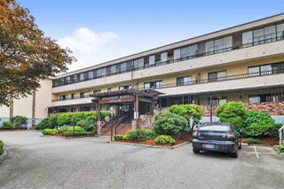 "Main Photo: 205 20460 54 Avenue in Langley: Langley City Condo for sale in ""Wheatcroft Manor"" : MLS®# R2518368"
