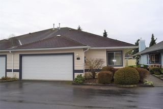 """Photo 1: 63 5550 LANGLEY Bypass in Langley: Langley City Townhouse for sale in """"Riverywynde"""" : MLS®# R2528689"""
