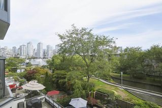 "Main Photo: 408 456 MOBERLY Road in Vancouver: False Creek Condo for sale in ""Pacific Cove"" (Vancouver West)  : MLS®# R2398839"