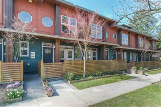 "Main Photo: 3495 INVERNESS Street in Vancouver: Knight Townhouse for sale in ""Bourna"" (Vancouver East)  : MLS®# R2446835"
