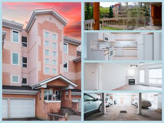 Photo 1: 213 9007 106A Avenue in Edmonton: Zone 13 Condo for sale : MLS®# E4196348