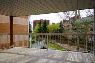 Photo 41: 213 9007 106A Avenue in Edmonton: Zone 13 Condo for sale : MLS®# E4196348