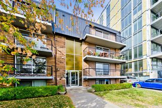 Photo 2: 201 315 9A Street NW in Calgary: Sunnyside Apartment for sale : MLS®# A1035488