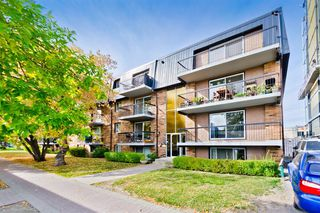 Main Photo: 201 315 9A Street NW in Calgary: Sunnyside Apartment for sale : MLS®# A1035488