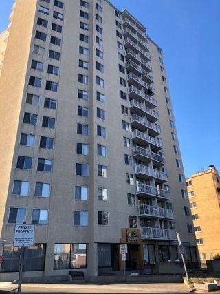Photo 1: 503 12141 JASPER Avenue in Edmonton: Zone 12 Condo for sale : MLS®# E4224809