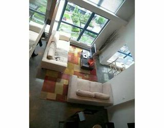 """Photo 1: 411 1238 SEYMOUR ST in Vancouver: Downtown VW Condo for sale in """"SPACE"""" (Vancouver West)  : MLS®# V593493"""