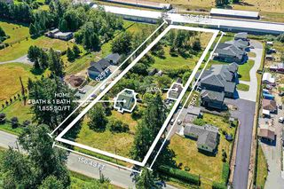 Main Photo: 1337 200 Street in Langley: Campbell Valley House for sale : MLS®# R2393855