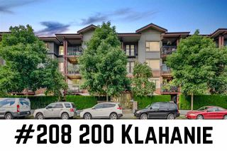"Photo 20: 208 200 KLAHANIE Drive in Port Moody: Port Moody Centre Condo for sale in ""Salal"" : MLS®# R2484287"