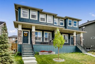 Photo 1: 2740 KINGS HEIGHTS Gate SE: Airdrie Semi Detached for sale : MLS®# A1030801