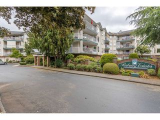 "Photo 1: 310 5360 205 Street in Langley: Langley City Condo for sale in ""PARKWAY ESTATES"" : MLS®# R2515789"