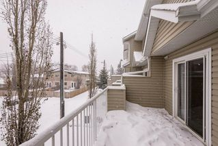 Photo 40: 14516 STONY PLAIN Road in Edmonton: Zone 21 Townhouse for sale : MLS®# E4221415