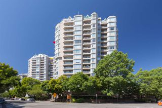 """Photo 1: 1601 1045 QUAYSIDE Drive in New Westminster: Quay Condo for sale in """"Quayside Tower I"""" : MLS®# R2404378"""