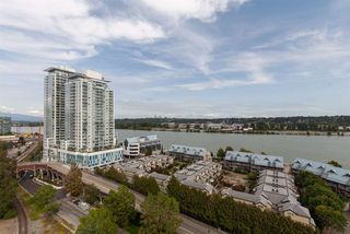 """Photo 17: 1601 1045 QUAYSIDE Drive in New Westminster: Quay Condo for sale in """"Quayside Tower I"""" : MLS®# R2404378"""