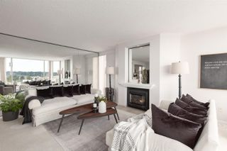 """Photo 5: 1601 1045 QUAYSIDE Drive in New Westminster: Quay Condo for sale in """"Quayside Tower I"""" : MLS®# R2404378"""