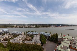 """Photo 18: 1601 1045 QUAYSIDE Drive in New Westminster: Quay Condo for sale in """"Quayside Tower I"""" : MLS®# R2404378"""