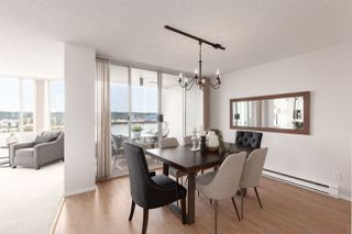 """Photo 7: 1601 1045 QUAYSIDE Drive in New Westminster: Quay Condo for sale in """"Quayside Tower I"""" : MLS®# R2404378"""