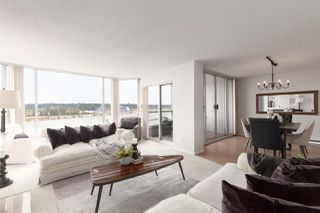 """Photo 4: 1601 1045 QUAYSIDE Drive in New Westminster: Quay Condo for sale in """"Quayside Tower I"""" : MLS®# R2404378"""