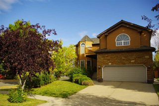 Photo 1: 17 Willoughby Drive: St. Albert House for sale : MLS®# E4174959