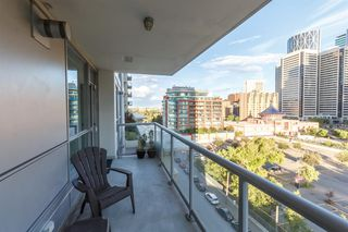 Photo 22: 826 222 RIVERFRONT Avenue SW in Calgary: Eau Claire Apartment for sale : MLS®# A1034122